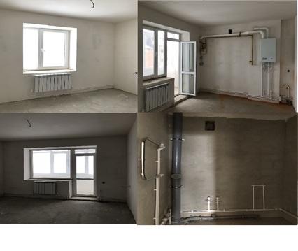 Трехкомнатная квартира с индивидуальным отоплением - Фото 4