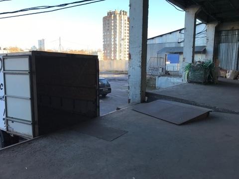 Склада 640 м2 ( 1 этаж, пандус) Кубинская ул. - Фото 5