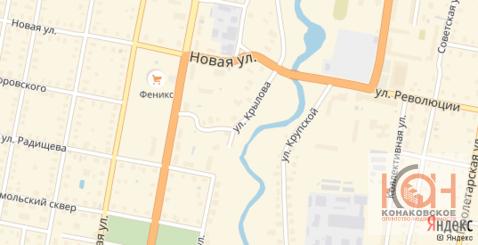 Участок под ИЖС ул. Крылова