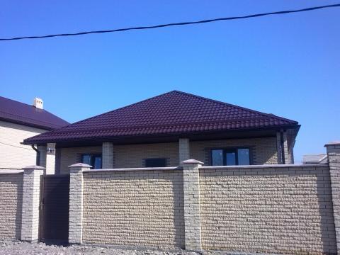 Готовый дом в карасунке 120 кв.м на 6 сотках - Фото 1