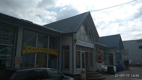 Сдается торговое помещение 90м2, 1эт в тк Русская деревня - Фото 1