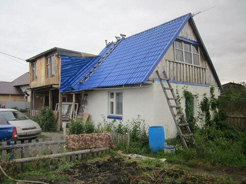 Дом в п.Керамзитный - Фото 1