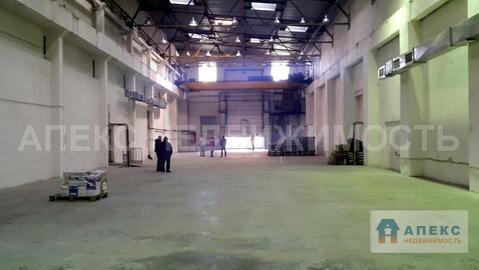 Аренда помещения пл. 887 м2 под производство, склад, , офис и склад м. . - Фото 1