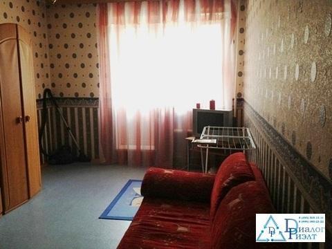 Комната в 2-й квартире в Люберцах, 15 мин пешком до платформы Панки - Фото 1