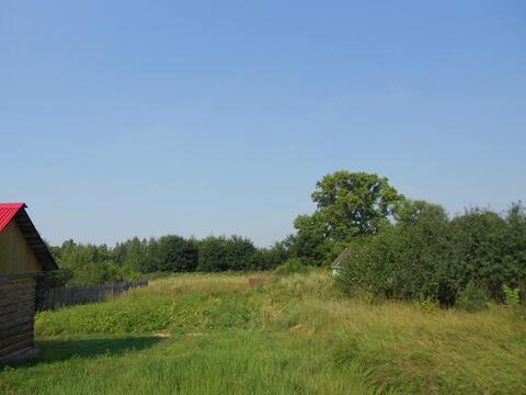 11 соток в д.Ершово, Клепиковского района, Рязанской области. - Фото 1