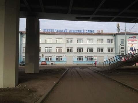 Здания и земля под производство, м. Пионерская - Фото 1