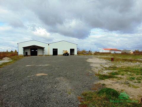 Производственно-складское помещение с земельным участком - 89 км МКАД - Фото 3