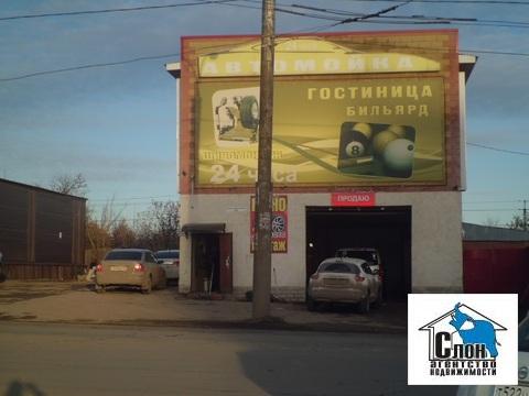 Сдаю автомойку и шиномонтаж на ул.Стара-Загора - Фото 1