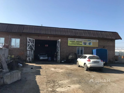 Производственное помещение в Ростовская область, Мясниковский район, . - Фото 1