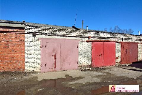 Продается кирпичный гараж с подвалом
