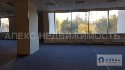 Аренда офиса 345 м2 м. Калужская в бизнес-центре класса А в Коньково - Фото 1