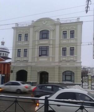 Офисное здание, в центре города Казань, Татарстан. - Фото 1