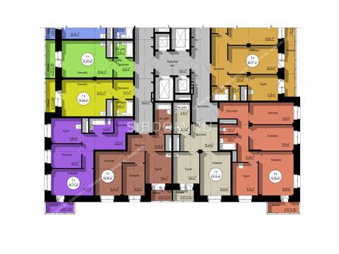 Продам квартиру ЖК Дудинская д. 1