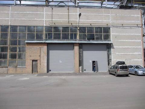 Теплый склад 2 700 м2 с кран-балкой в Видном - Фото 3