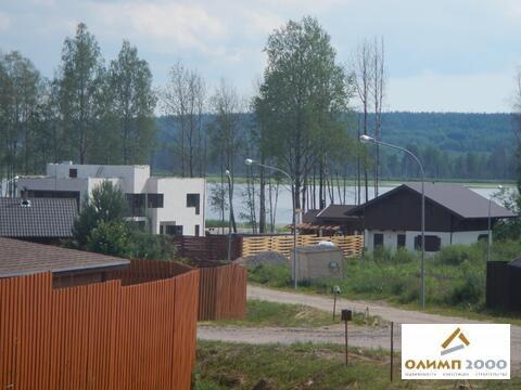 Участок 40 соток в коттеджном поселке на оз.Волочаевское - Фото 3