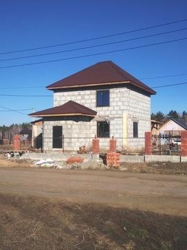 Продаем дом, 128 м2, 11 соток, пр Маркова - Фото 1