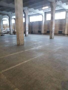 Предлагаем в аренду отапливаемый склад 750 кв.м. Без комиссии - Фото 1