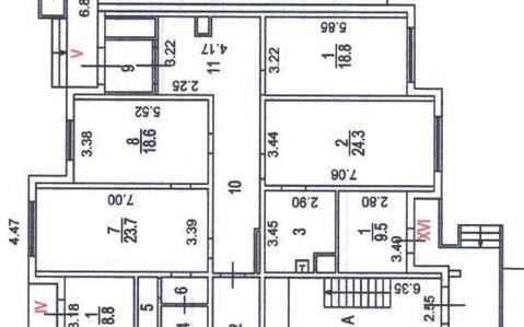 Продажа помещения свободного назначения 133.7 м2 - Фото 2