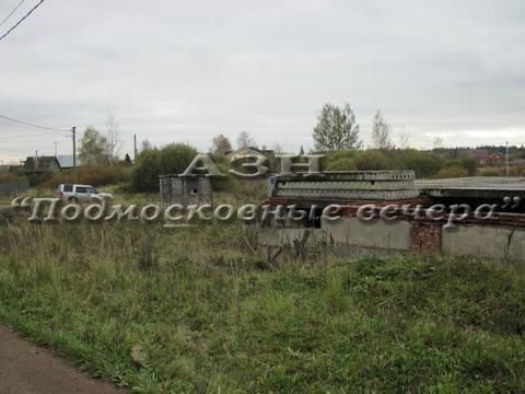 Дмитровское ш. 27 км от МКАД, Акишево, Участок 10 сот. - Фото 1