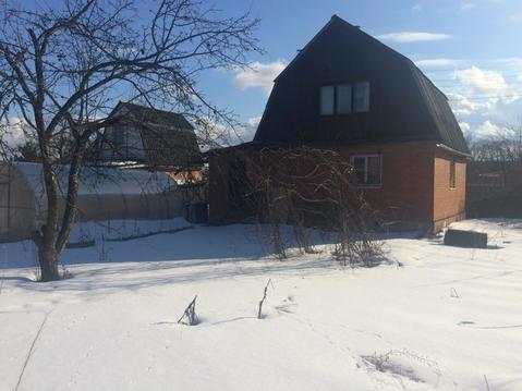 Дача с двумя домами СНТ Заречье 1-2 линия - Фото 5