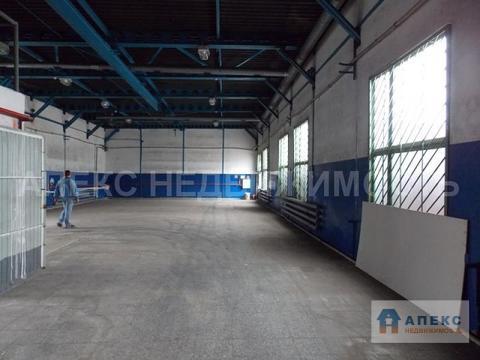 Аренда склада пл. 400 м2 м. Аннино в складском комплексе в Чертаново . - Фото 1
