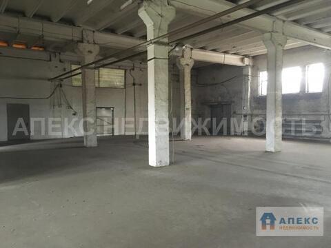 Аренда помещения пл. 820 м2 под склад, производство, Чехов . - Фото 1