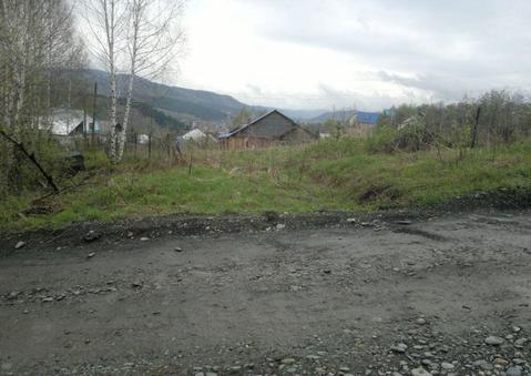 Продажа участка, Горно-Алтайск, Ягодный пер. - Фото 1