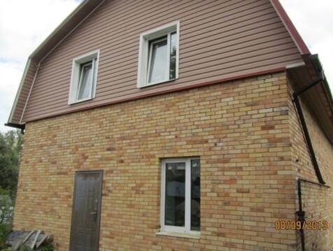 Продажа дома в деревне Григорово, улица Зареченая 120 кв. м - Фото 1
