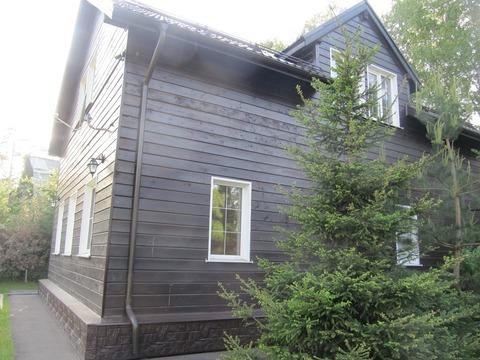 Продается дом 170 кв.м в стиле Шале на участке 7 соток в Королеве - Фото 1