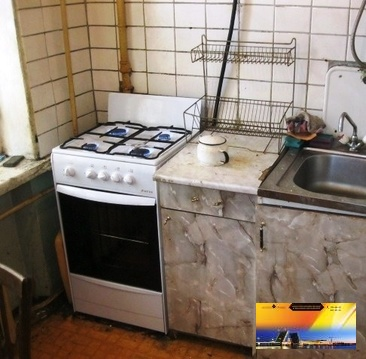 Двухкомнатная квартира в кирпичном доме по цене однокомнатной - Фото 1