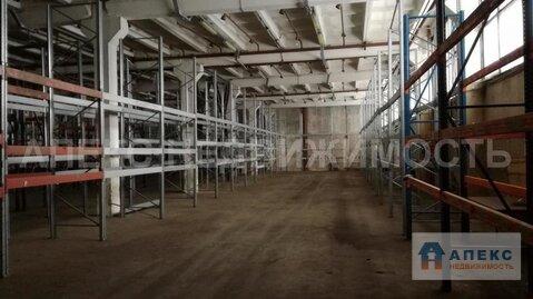 Аренда помещения пл. 1000 м2 под склад, Мытищи Ярославское шоссе в . - Фото 5
