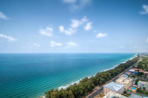 Апартаменты на берегу Океана - Фото 4