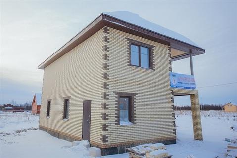 Дом 132м2 Алексеевское - Фото 2