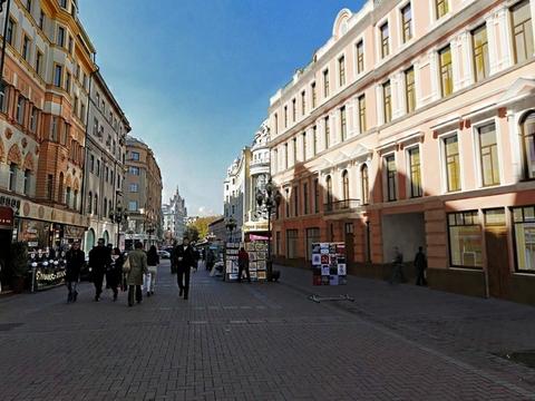 Продажа офиса, м. Арбатская, Ул. Арбат - Фото 2
