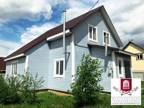 Продажа дома 140 м2 на участке 8 соток - Фото 2