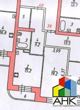 Продам 1-к квартиру, Ярославль город, Республиканская улица 51к3 - Фото 3