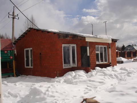 Продается дом в д. Молодино , земельный участок огорожен - Фото 3