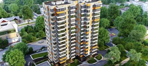 2-комн. квартира 60,25 кв.м. в доме комфорт-класса ЮВАО г. Москвы - Фото 3