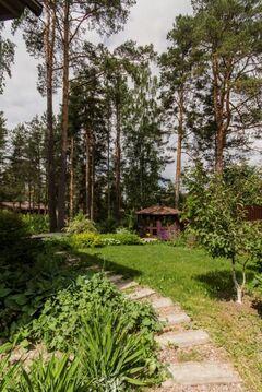 Коттедж в Ягодном 250 кв.м. в сосновом лесу (Приозерский район) - Фото 5