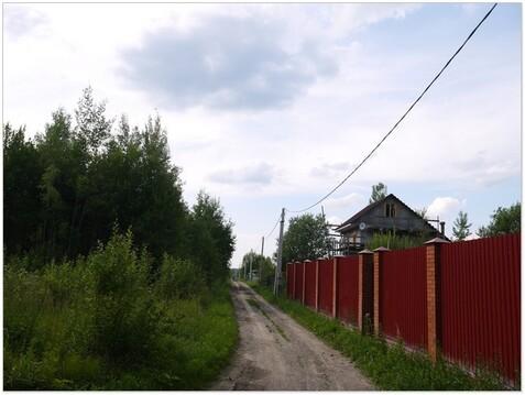 Участок на опушке леса в Вельяминово! - Фото 2