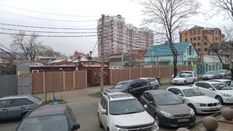 Участок 11 соток под коммерцию в самом центре Краснодара! - Фото 1