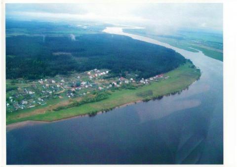Участки д. Нутромо, Кимрский р-он - Фото 1
