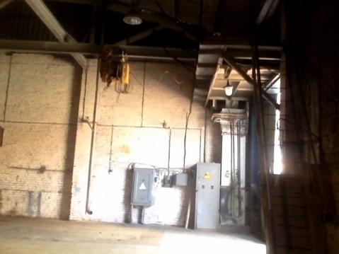 Теплое производственное помещение. 470 кв.м. Вода-канализация. - Фото 1