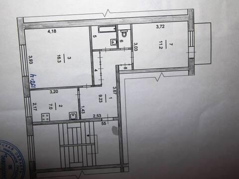 Продажа двухкомнатной квартиры на Текстильной улице, 33/1 в ., Купить квартиру в Благовещенске по недорогой цене, ID объекта - 319893328 - Фото 1