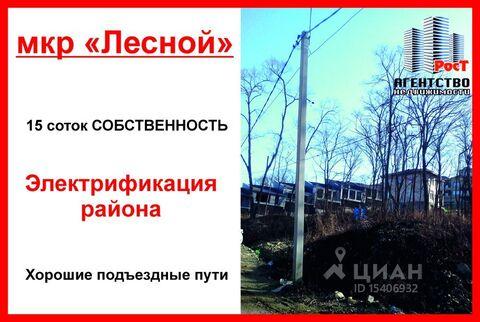 Продажа участка, Владивосток, Улица 1-я Лесная - Фото 1