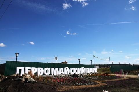 Земельные участки, Первомайский Парк, Ягодная, д.8 к.А - Фото 1