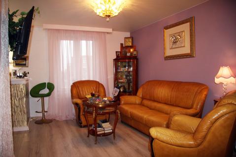 Продается 3х комн. квартира с евро-ремонтом рядом с метро «Сокол» - Фото 5