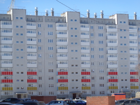 Квартира, ул. Строительная, д.24 - Фото 2