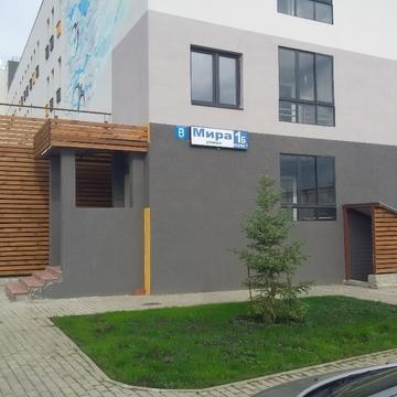 Квартиры, Мира, д.1 к.Б - Фото 4