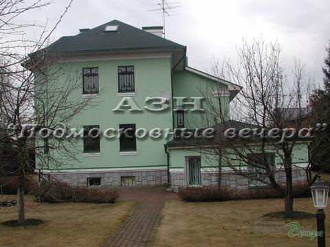 Киевское ш. 15 км от МКАД, Писково, Коттедж 300 кв. м - Фото 1